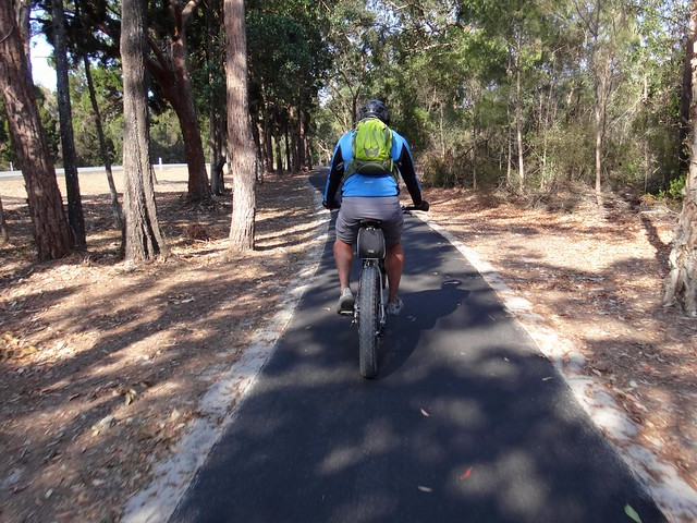 Bike path, Woorim
