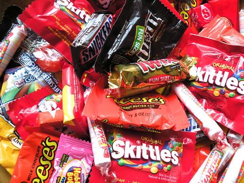 Mrs. Fields Secrets Leftover Candy