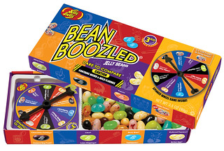 Jelly Belly BeanBoozled 3rd Edition Spinner Gift Box