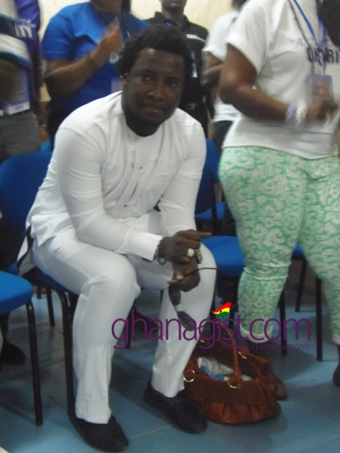 Sonnie Badu celebrates birthday at four Orphanages Home