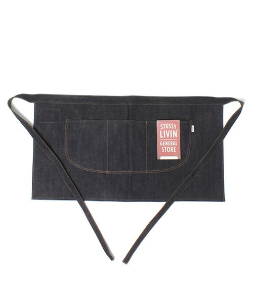 STUSSY | GS Denim Work Apron