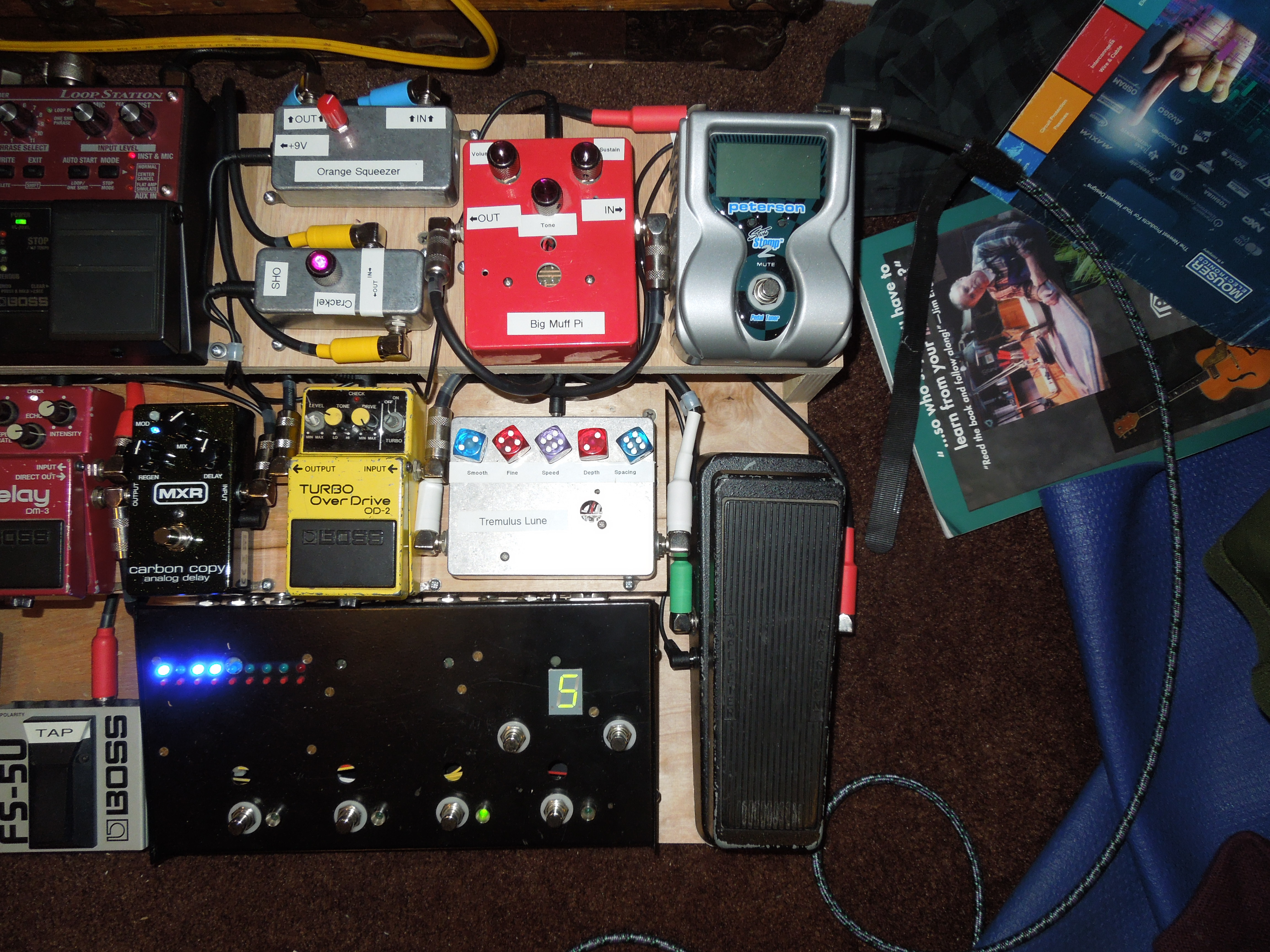 Ipatch Guitar Pedal Switcher Highly Liquid Forum