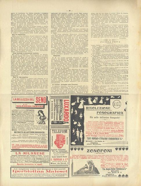 La Domenica del Corrieri, Nº 2, 10 Janeiro 1904 - 12