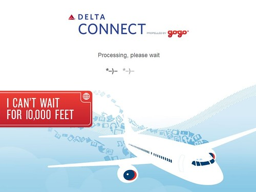 Delta Connect Powered by Gogo