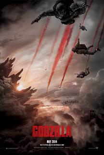 131211(1) - 大怪獸《GODZILLA》於2014/5/16台灣上映、預告片全球公開、初代哥吉拉主角「宝田明」也來客串! 3 FINAL
