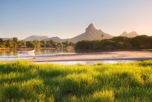 Mauritius - Tamarin Bay