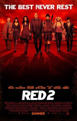 赤焰战场2 Red 2 (2013)