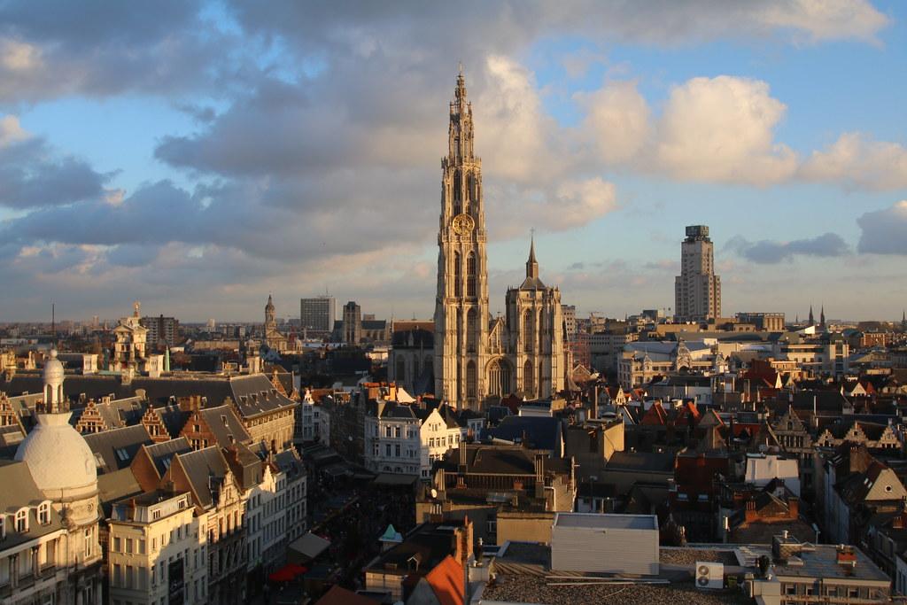 Scheldelaan, Antwerpen, Belgium Sunrise Sunset Times