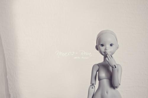 Nena 02 ~Reira - Atelier Momoni Doll