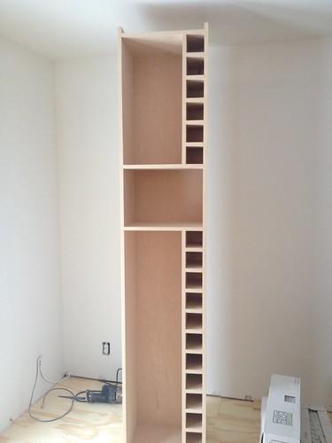 Wine cabinet!