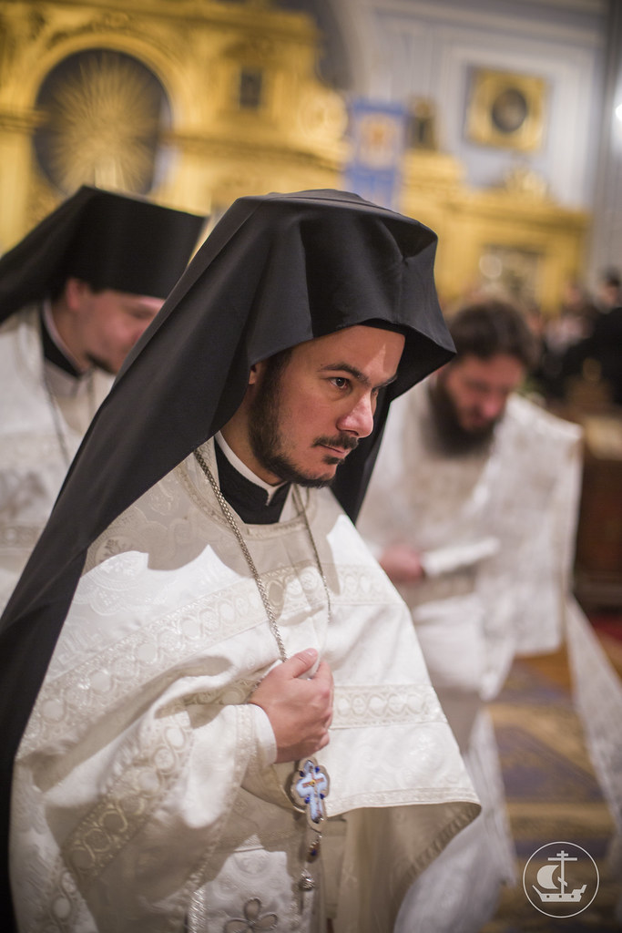 18 января 2014, Богослужение в Крещенский сочельник