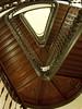 treppenhaus staircase mittelweg hamburg architectural photography by abendfarben