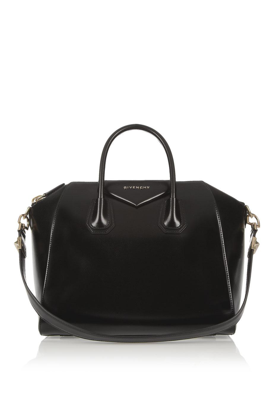 2046e36e5d83 Daisybutter - UK Style and Fashion Blog  givenchy antigona black leather ...