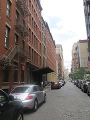 NYC Vacation: SoHo Exploring
