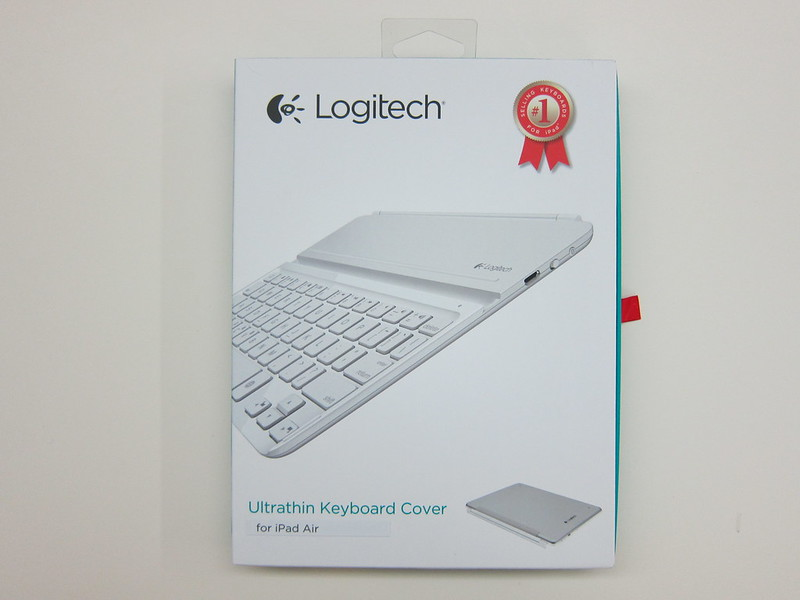 Ultrathin Keyboard Cover - Box Front