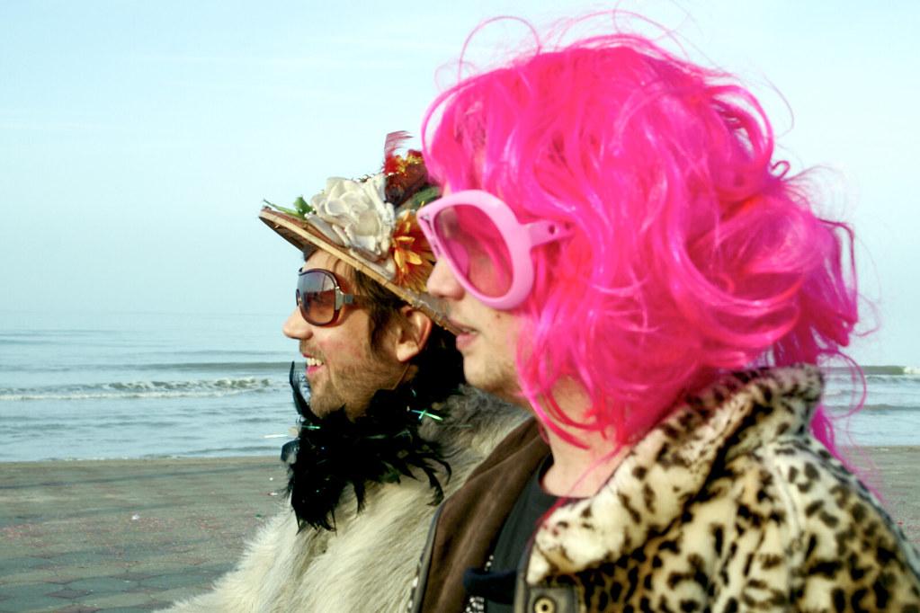 Carnaval de Dunkerque - Le gang des lunettes