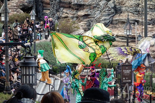 Tokyo DisneySea - The Legend of Mythica