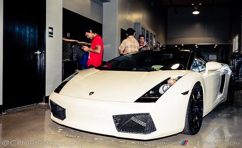 Lamborghini rentals Lake Como
