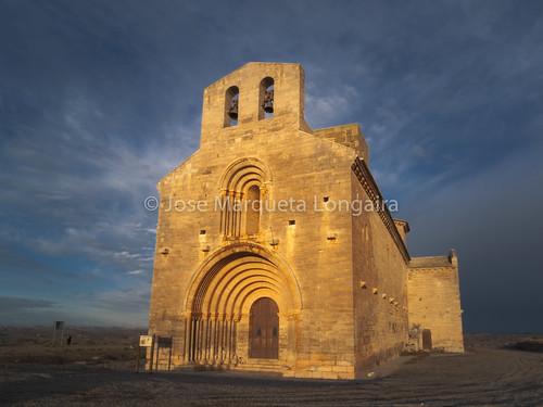 Ermita de Santa María de Chalamera.