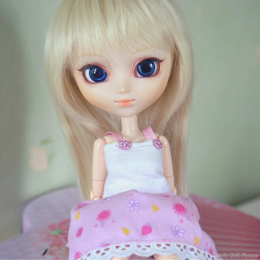 Leah - Pullip Tiphona custom