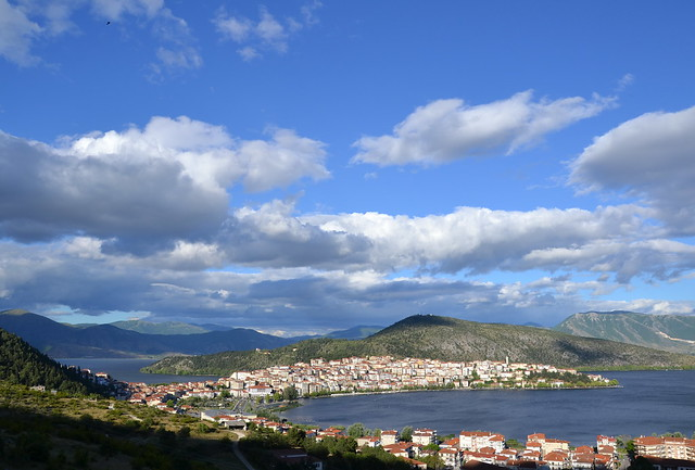 Neighbourhoods of Dolcho and Apozari, Kastoria, GREECE