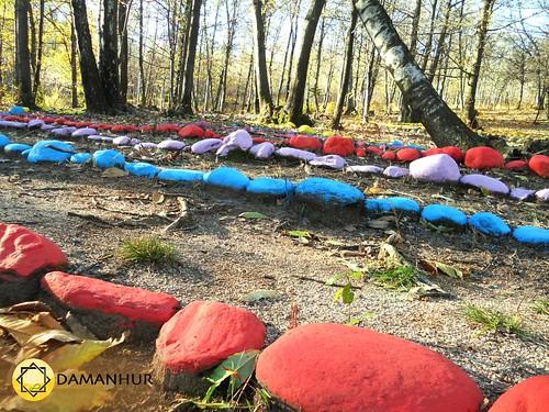 Sacred Woods Labyrinth