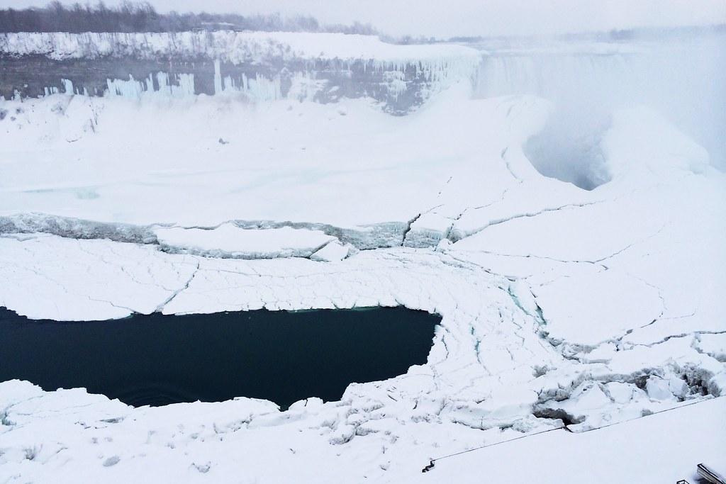 Niagara Falls — Ice Floes