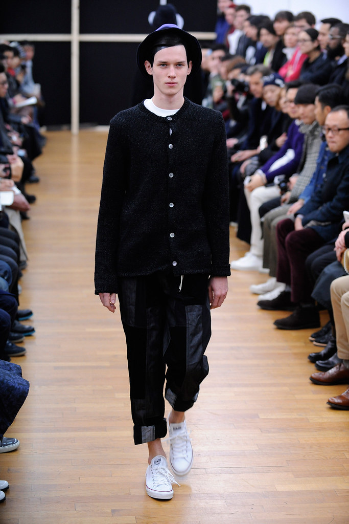 Yulian Antukh(Antuh)3018_FW14 Paris Comme des Garcons Shirt(fashionising.com)