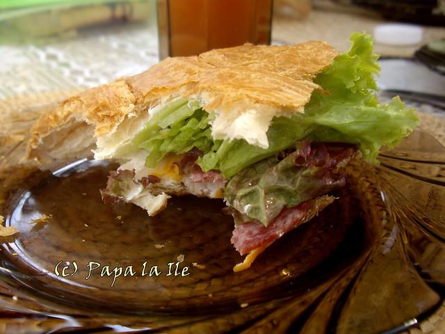 Sandwich de vacanta (2)