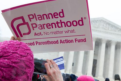 Contraception Mandate Activism