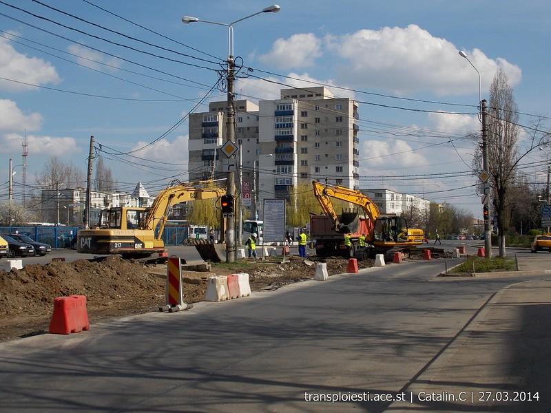 Traseul 102, etapa I: Bucla Nord ( Sp. Județean ) - Intersecție Republicii - Pagina 2 13506725864_cb847f8e9e_c