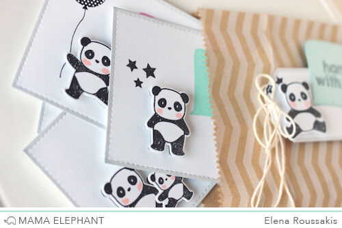 say it by panda {mama elephant designer spotlight}
