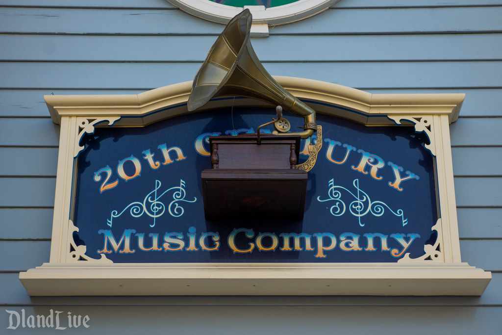 20th Century Music Company - Disneyland