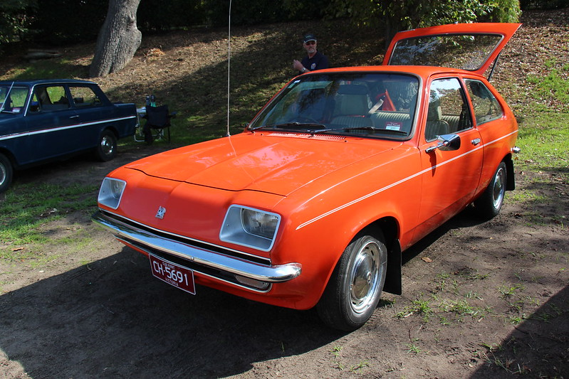 1979 Vauxhall Chevette Hatchback Melbourne Picture