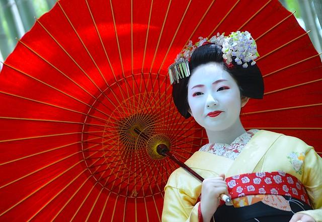 Maiko Toshimomo:舞妓とし桃