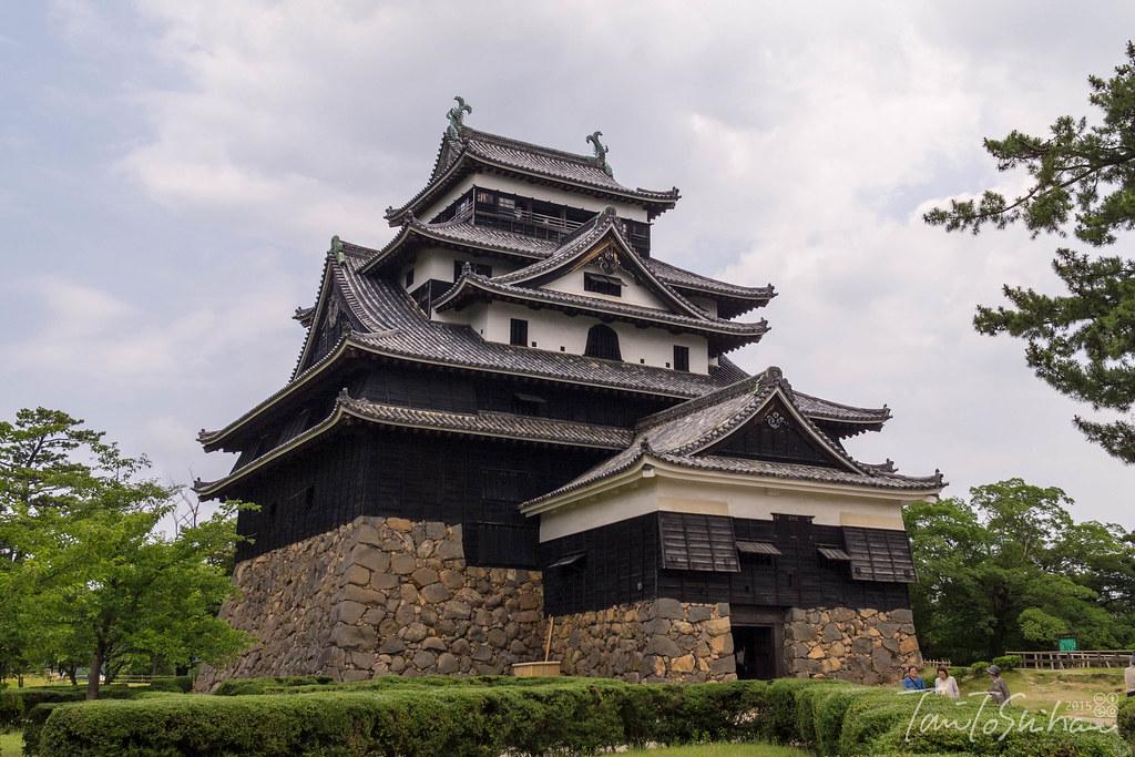 松江城 (Matsue Castle)