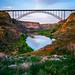 Bridge and Water 3 by matt_mangham