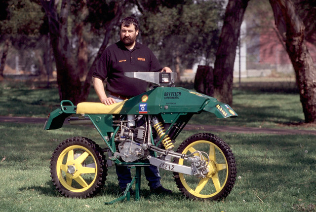 Ian Drysdale - Drysdale Motorcycle Co. (DMCo)