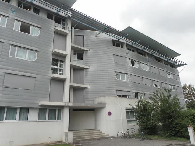 Résidence Universitaire Crous Le Thélème - Pau - Extérieur