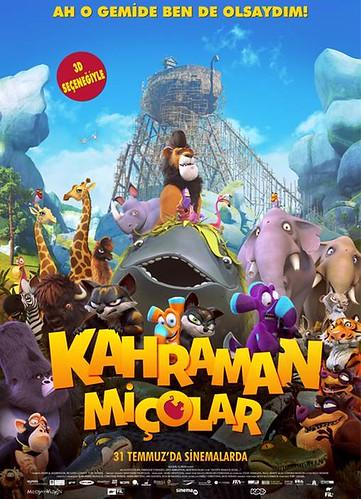 Kahraman Miçolar - (Ooops! Noah is Gone)… (2015)