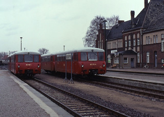 11.01.93 Neuruppin 772.141, 972.718, 772.118 and 972.773
