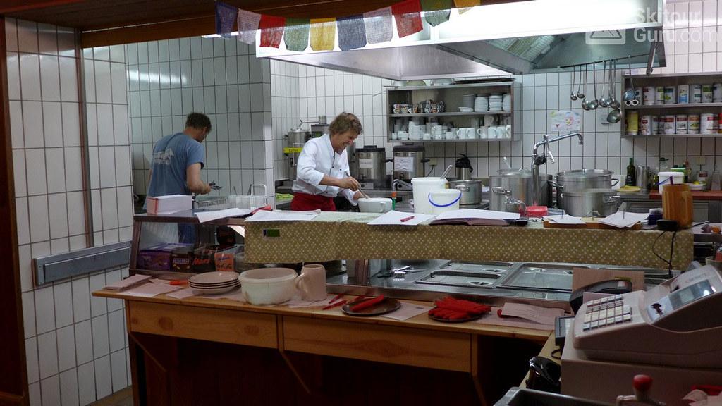Kürsinger Hütte Venedigergruppe - Hohe Tauern Österreich foto 12