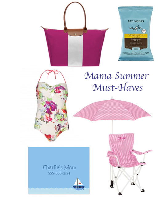 Mama Summer Must-Haves