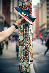 "Nike iD x Vagrant Sneaker Free 3.0 ""Colors Around NYC"""