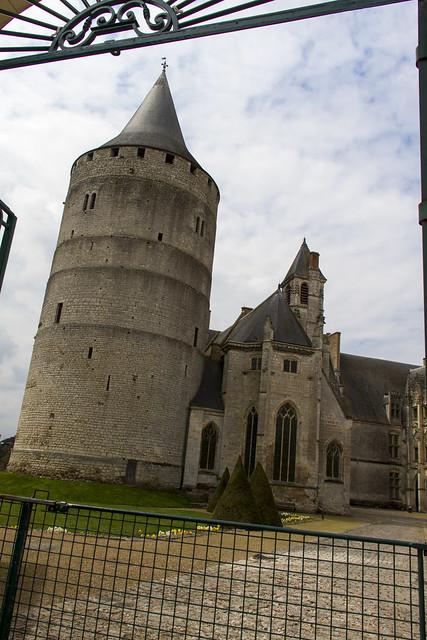 Châteaudun keep