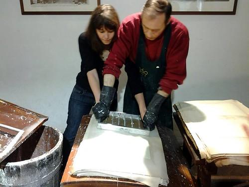 museo carta fabriano laboratorio didattico