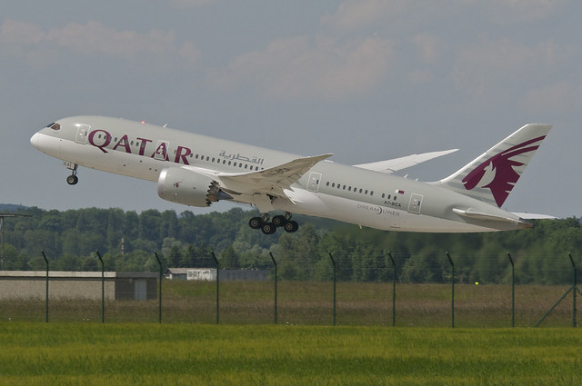 Qatar Airways Boeing 787-800 Dreamliner; A7-BCA@ZRH;08.06.2013/709dn