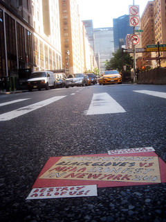 Toynbee Tile House of Hades 2013 NYC 1553
