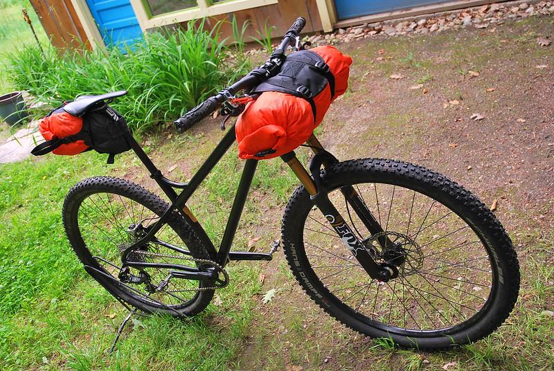Bike Packing Setup