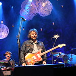 Wilco's all-request set on Friday night. Photo by Laura Fedele